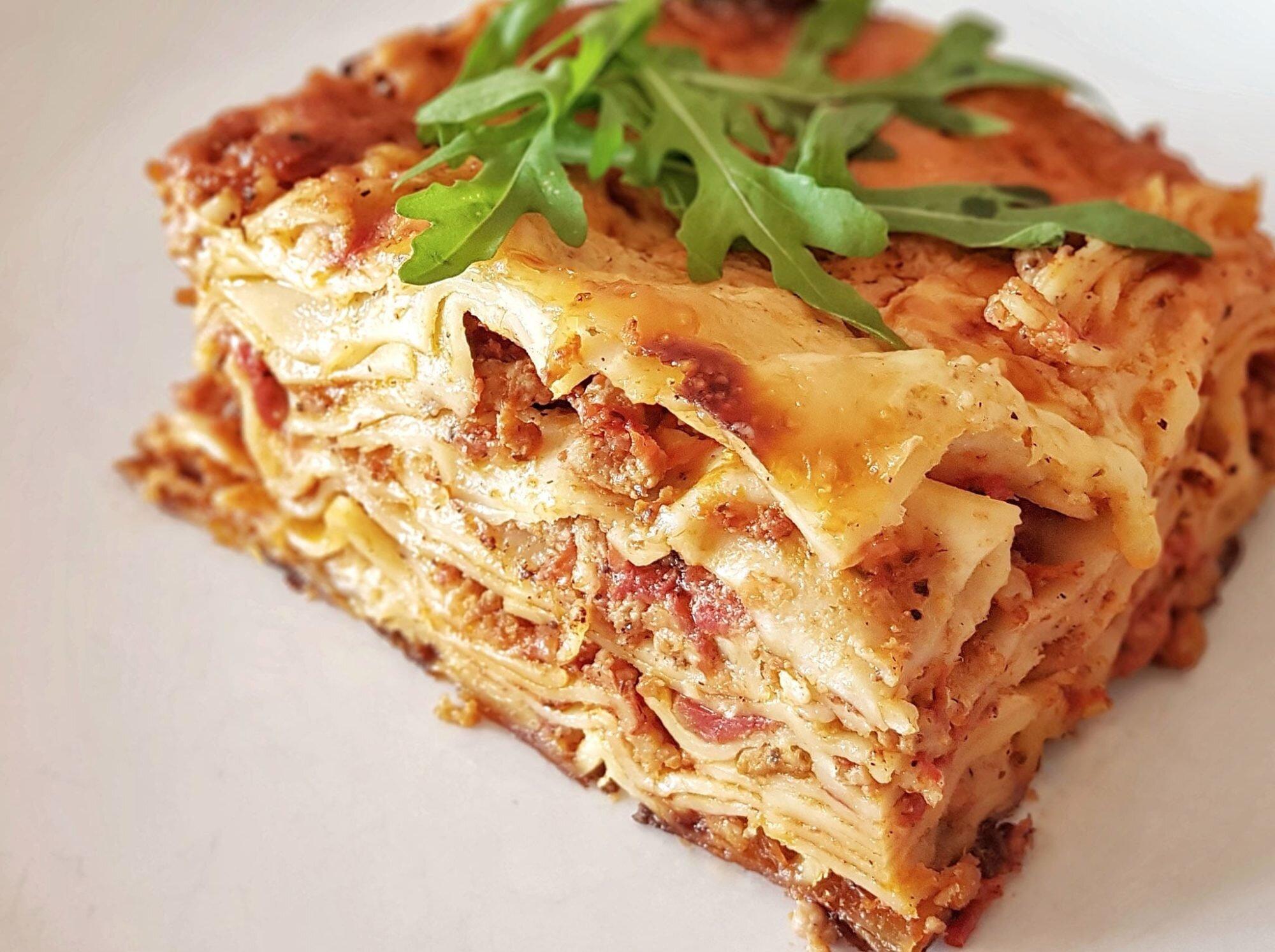 Lasagne Ojciecgotuje